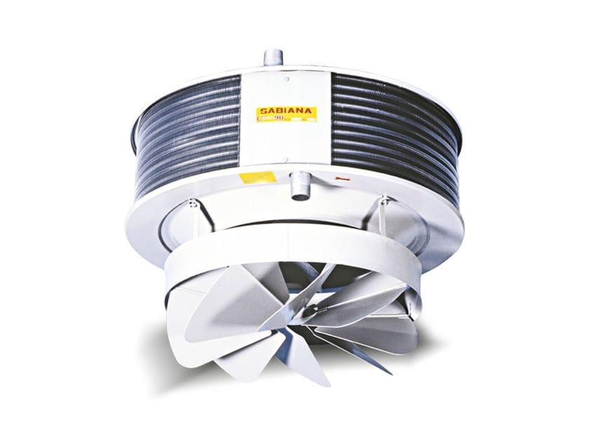 Air heater POLARIS by SABIANA