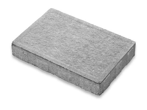 Concrete paving block TRANI by Tegolaia