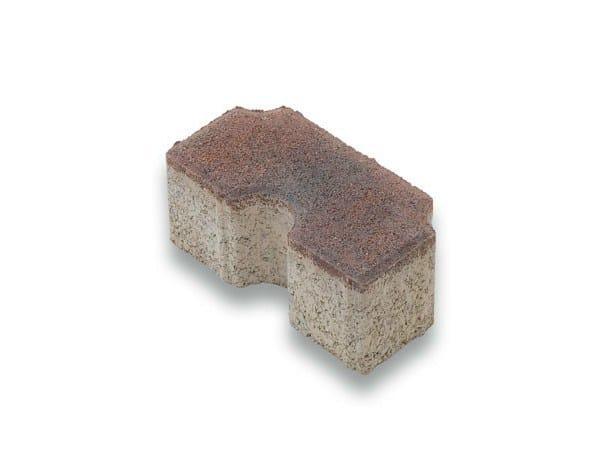 Concrete paving block DRAINBOX® by Tegolaia