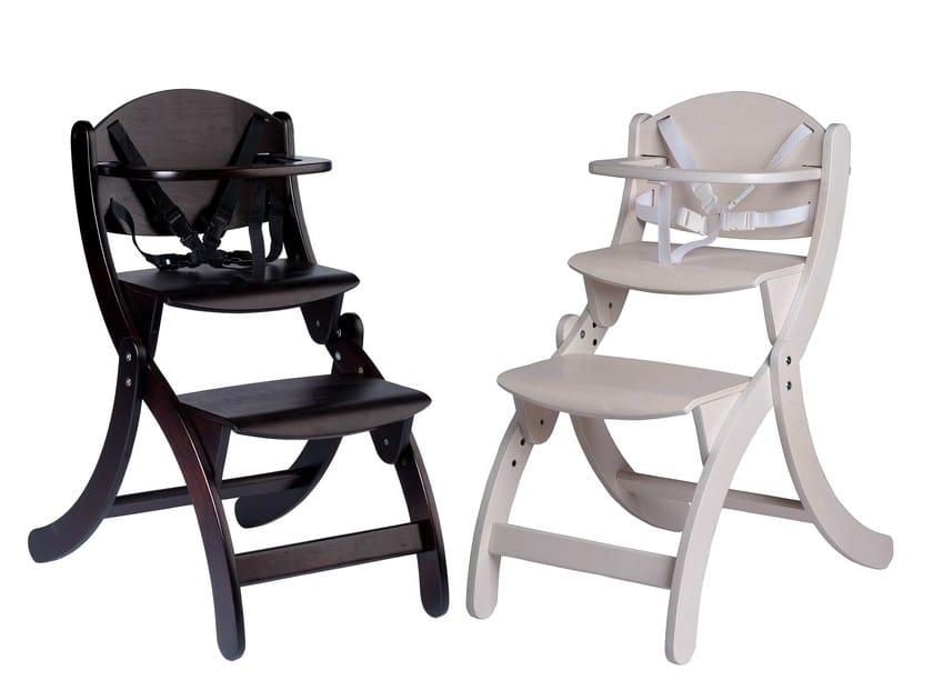 Wooden high chair NiNo by Tarmeko KIDS