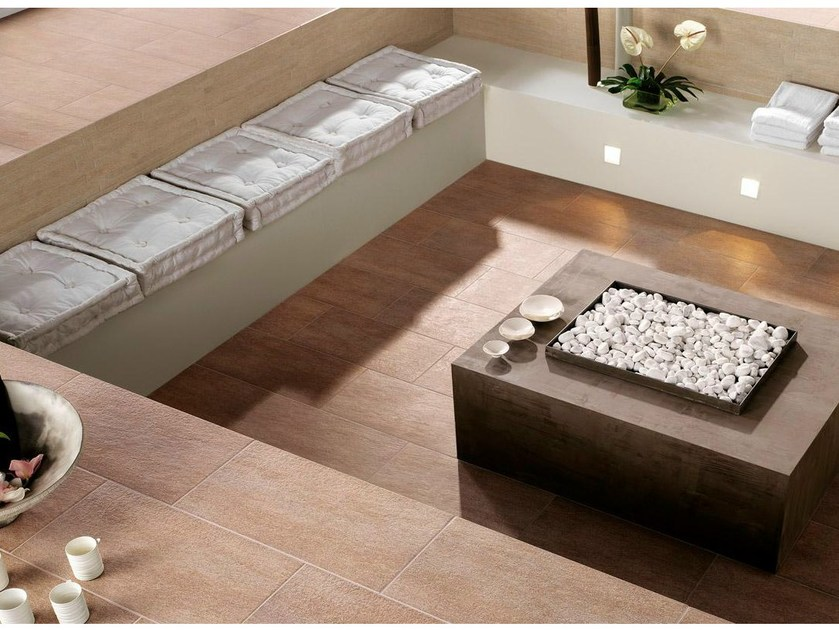Porcelain stoneware outdoor floor tiles YOU by Supergres