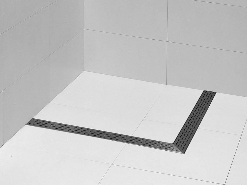 Shower channel SQUARE MULTI by ESS Easy Drain