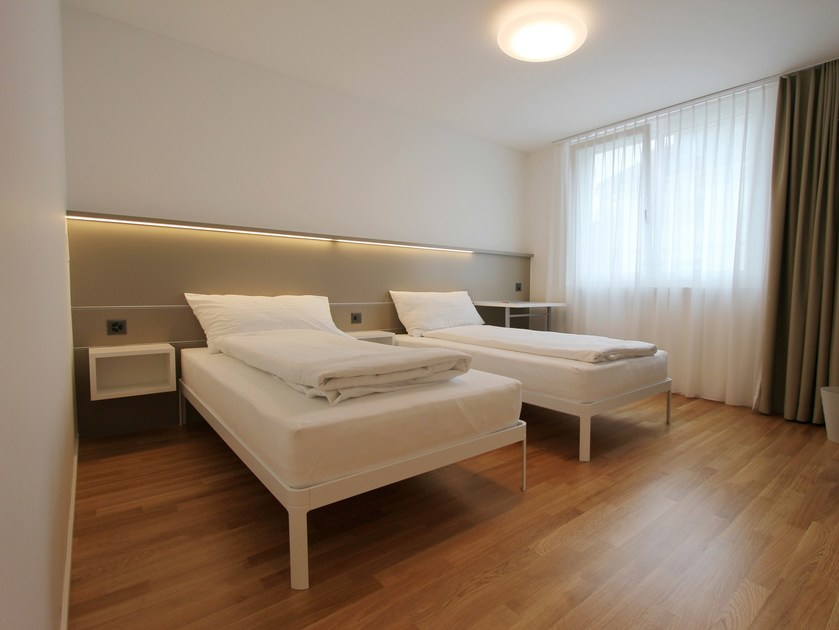 Single bed PLANE   Single bed by iCarraro
