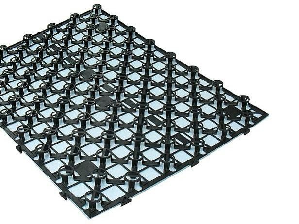 Radiant floor panel SPIDEREX STRETCH by Henco by Cappellotto