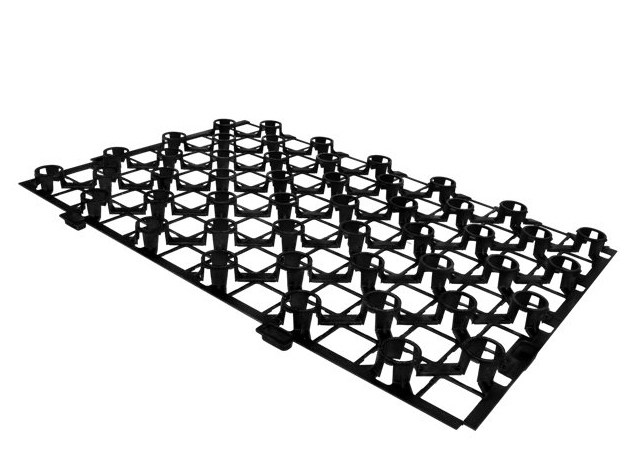 Radiant floor panel SPIDEREX by Henco by Cappellotto