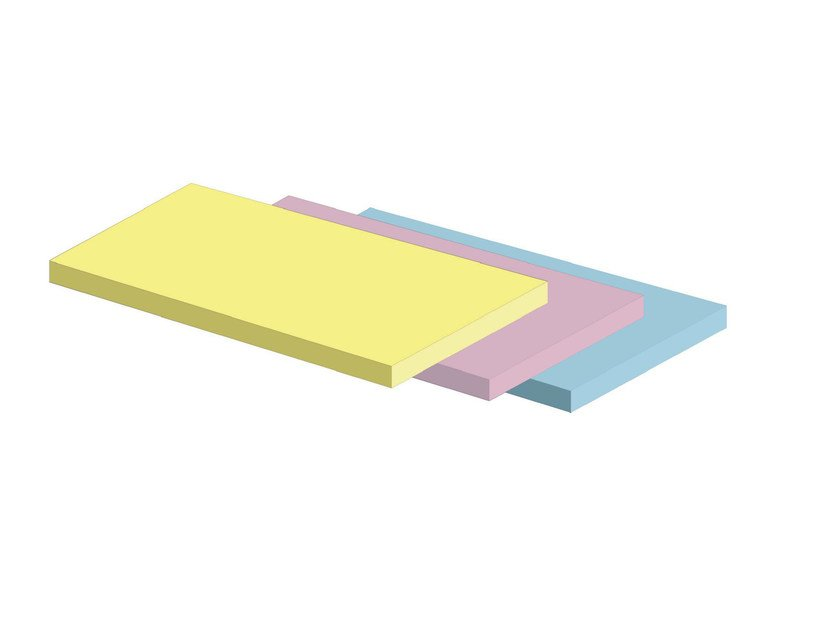 Thermal insulation panel HENCO FLOOR ISO XPS by Henco by Cappellotto