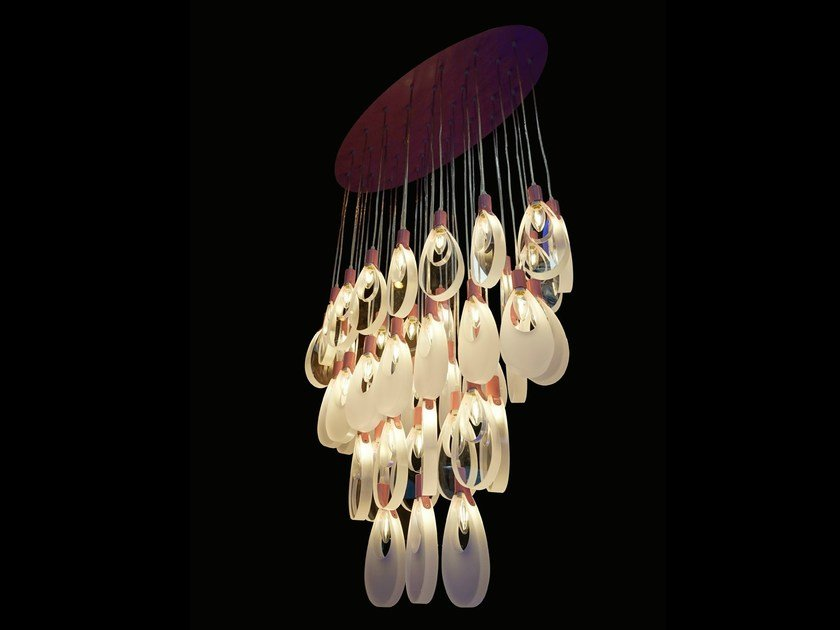 Pendant lamp PEACOCK by Neonny