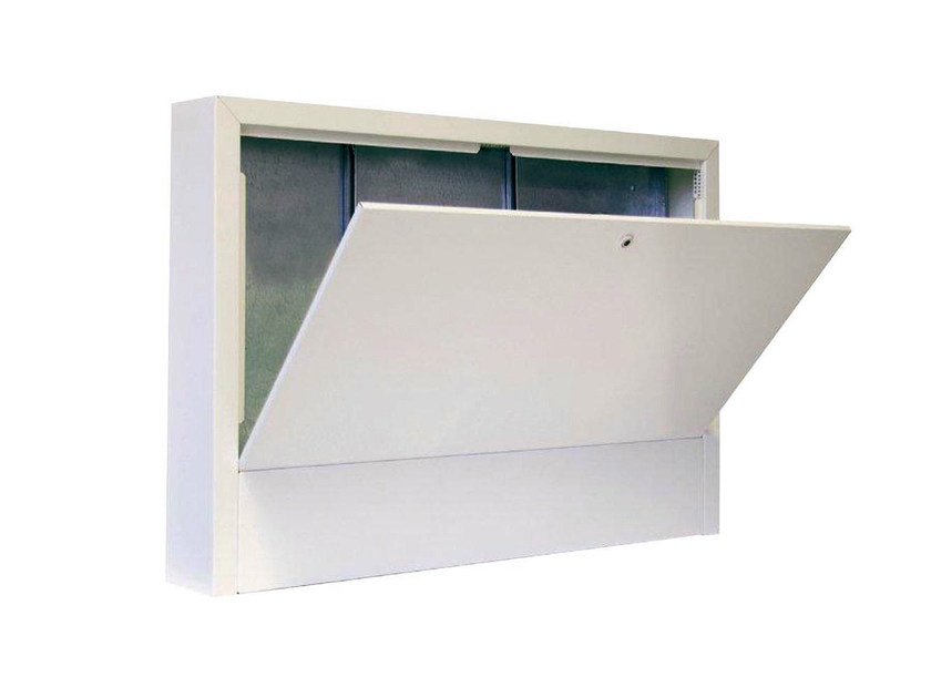 Accessory for HVAC system Outdoor boxes for manifolds by Henco by Cappellotto