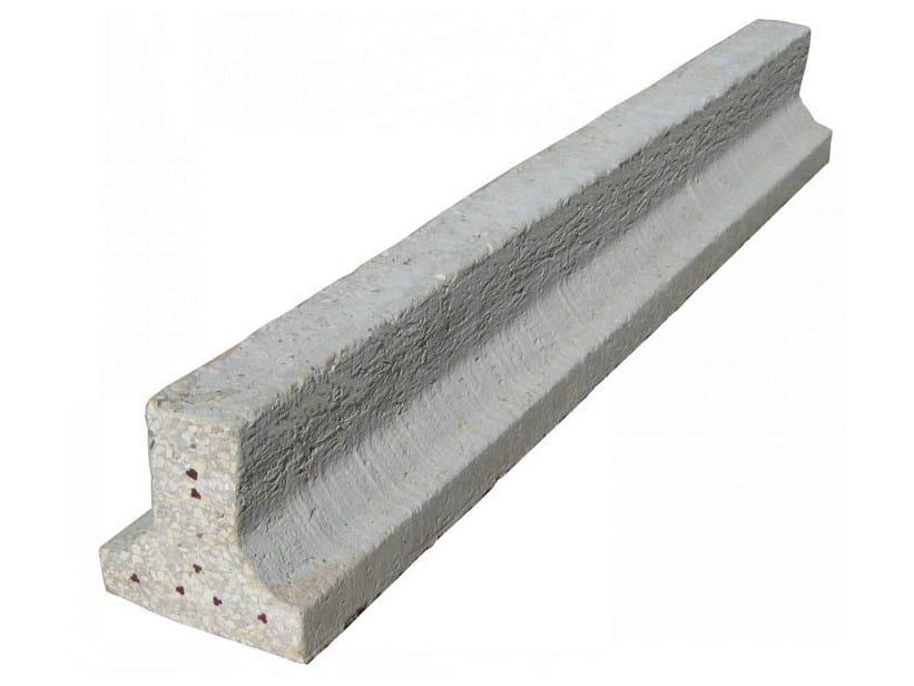 Pre-compressed joist for reinforced concrete floor slab Joist 13 14 by FORNACI SCANU