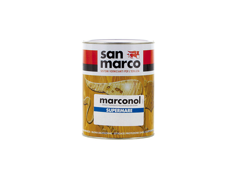 Wood treatment MARCONOL SUPERMARE by San Marco