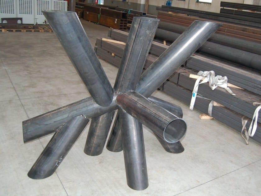 Struttura metallica tralicciata Tubi in acciaio per tralicci e strutture