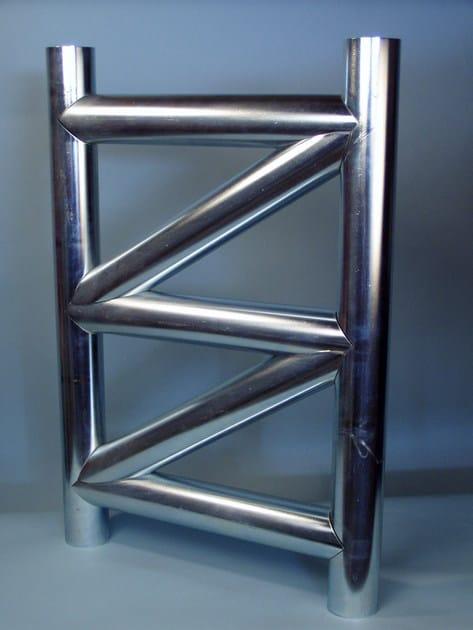 Struttura metallica tralicciata taglio laser tubi per tralicci in acciaio