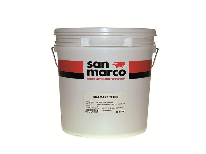 In situ liquid membrane GUAMARC TT100 by San Marco