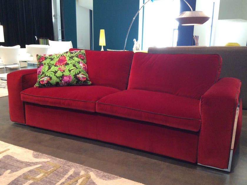 Sofa bed with removable cover SIAMO SOLO NOI by ERBA ITALIA