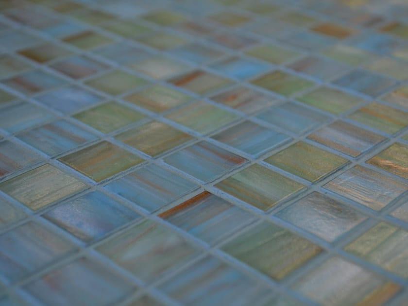 Glass mosaic MONTE RAINIER by Elements Mosaic