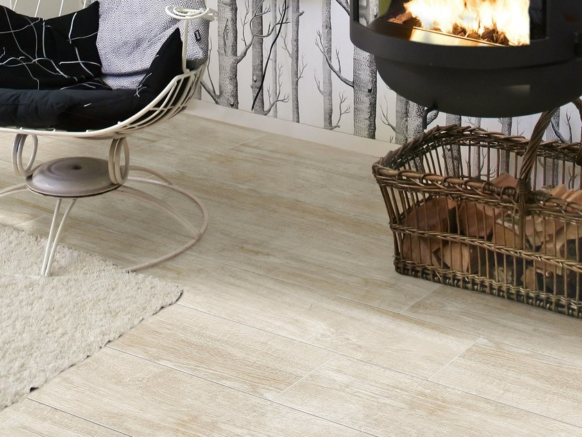 Wall/floor tiles FLOWOOD by CERAMICHE BRENNERO