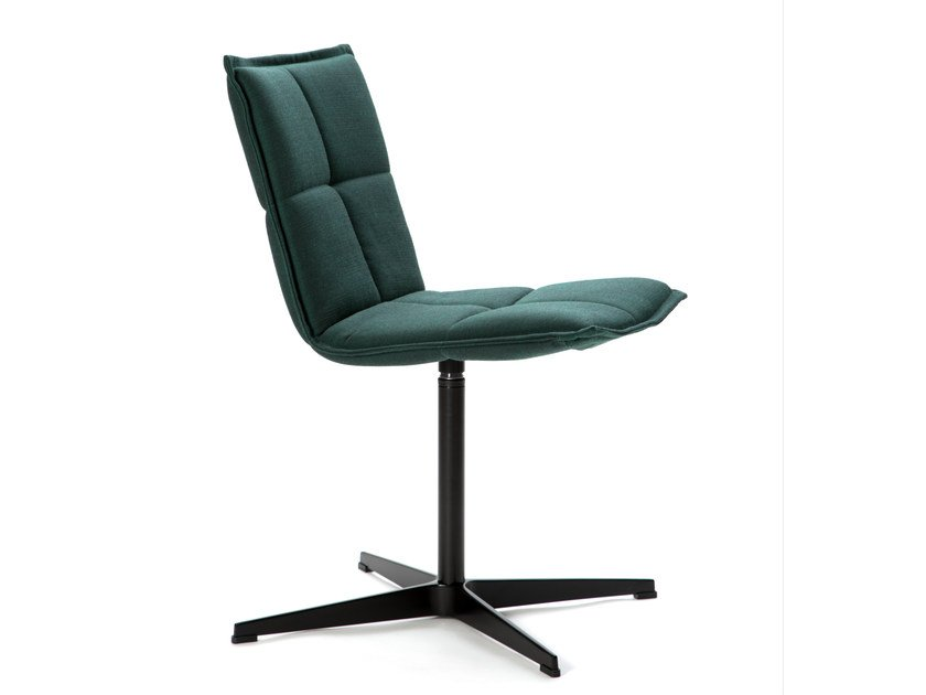 Office chair with 4-Spoke base LAB XA by Inno