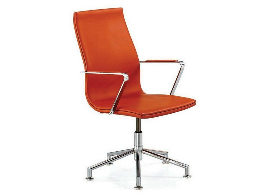 Task chair with armrests .TALLIS | Task chair with armrests by Spiegels