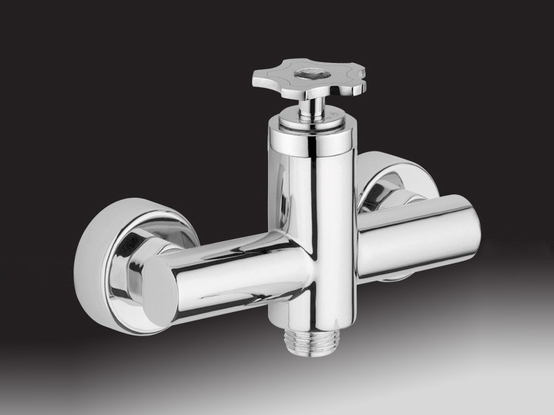 2 hole single handle shower tap GIÒMIX | 2 hole shower tap by Rubinetteria Giulini