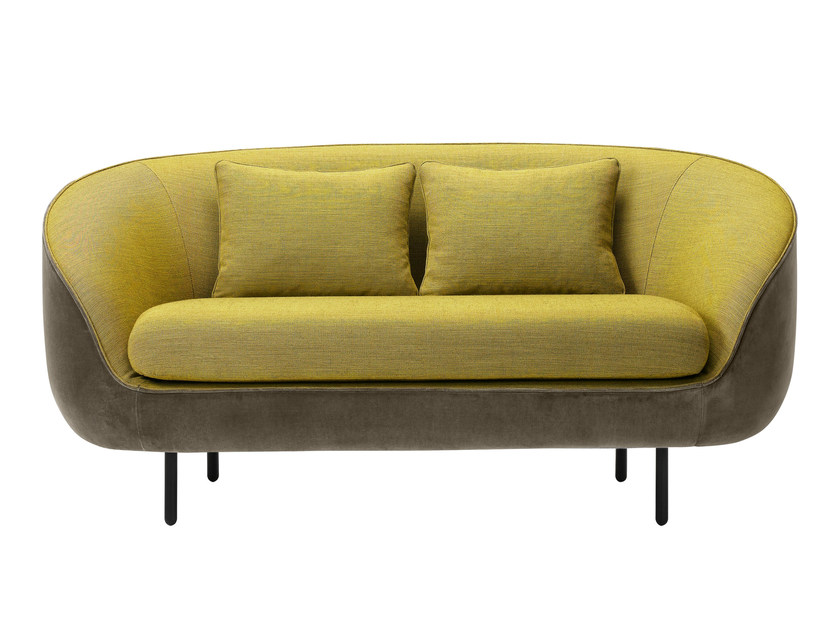 2 seater sofa HAIKU LOW | 2 seater sofa by FREDERICIA FURNITURE