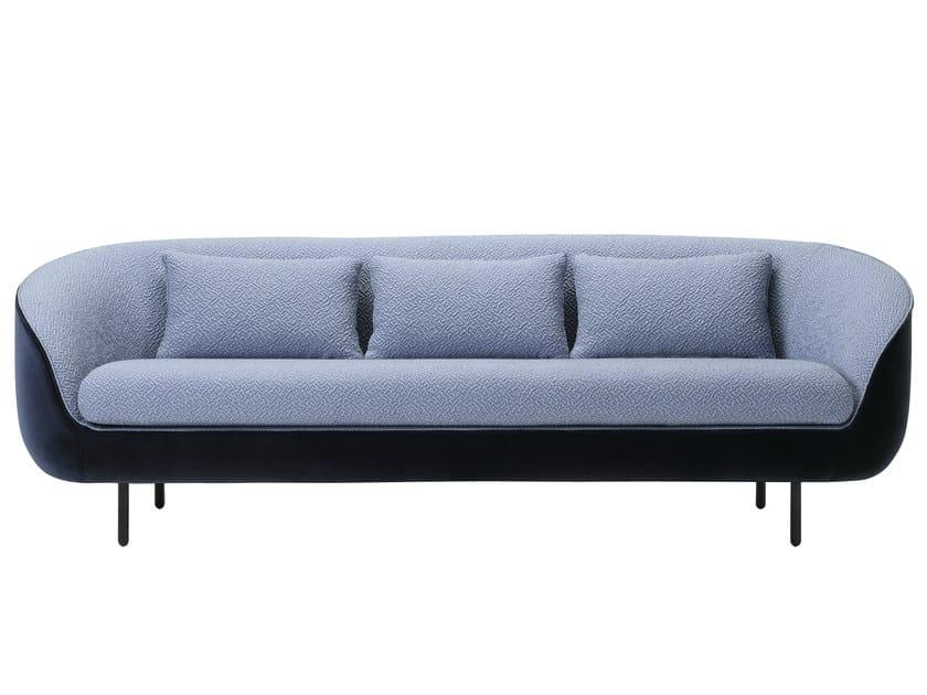 3 seater sofa HAIKU LOW | 3 seater sofa by FREDERICIA FURNITURE