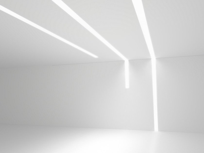 In Finity Linear Lighting Profile By Flos