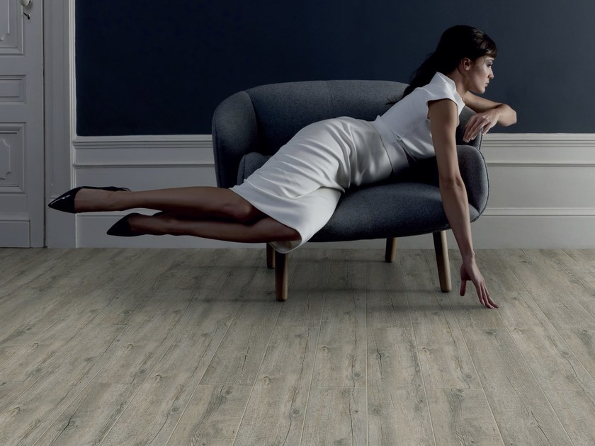 Vinyl flooring with wood effect VIRTUO ADJUST | Flooring with wood effect by gerflor