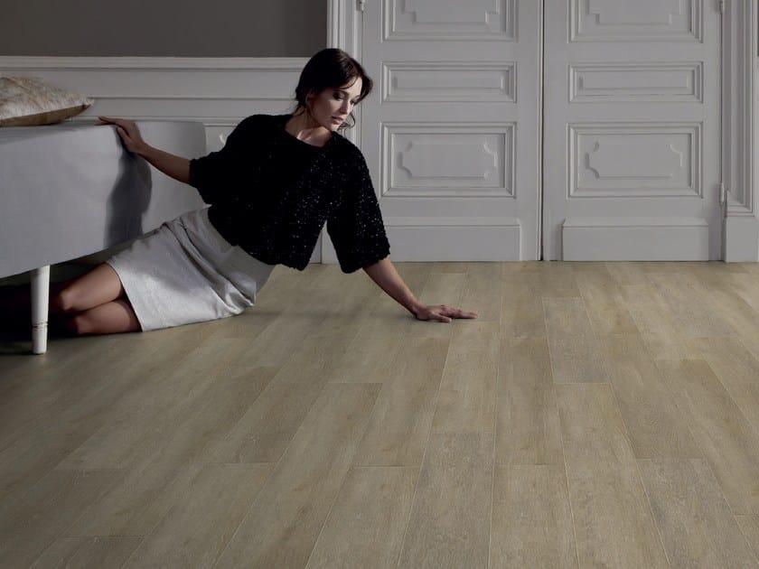 Pavimenti In Vinile Effetto Legno : Pavimento in vinile effetto legno virtuo classic pavimento