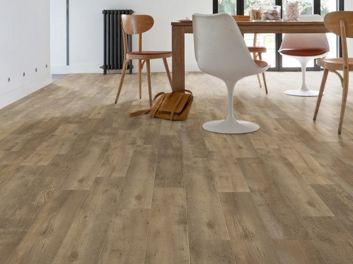 Vinyl flooring with wood effect VIRTUO CLASSIC 55 | Flooring with wood effect by gerflor