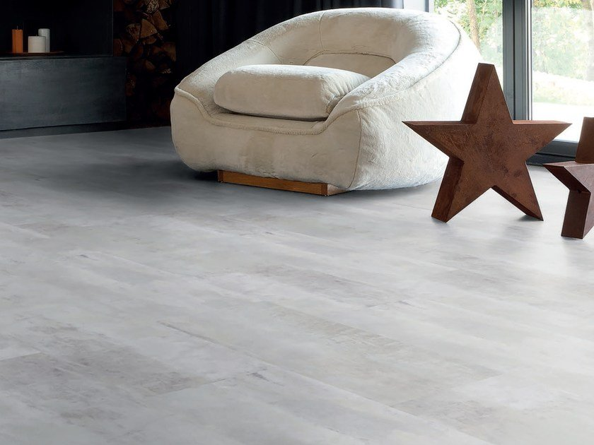 Vinyl Flooring With Concrete Effect Virtuo Classic 55 By Gerflor