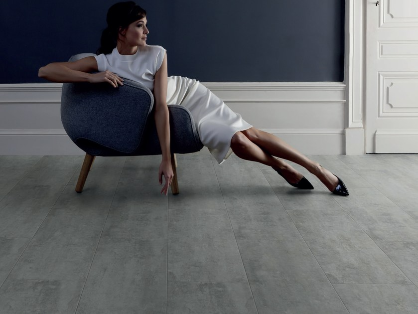 Vinyl flooring with wood effect VIRTUO LOCK | Flooring with wood effect by gerflor