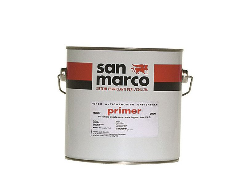 Rust prevention and converter product PRIMER by San Marco