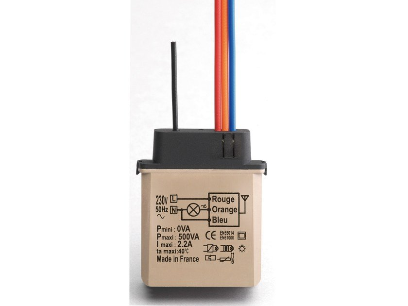 Time-delay dimmer MTV500ER by YOKIS