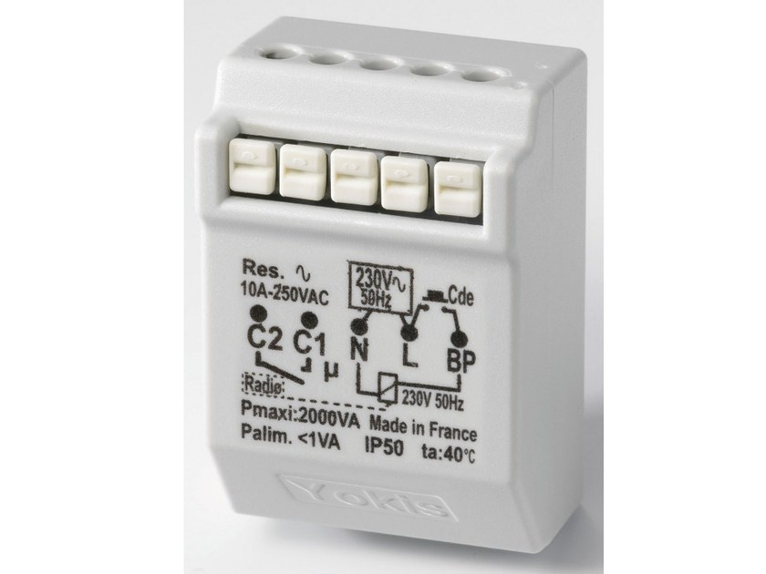 Time-delay relay MTR2000ER by YOKIS