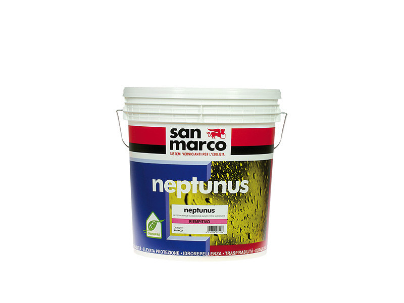 Protection for plasters NEPTUNUS RIEMPITIVO by San Marco