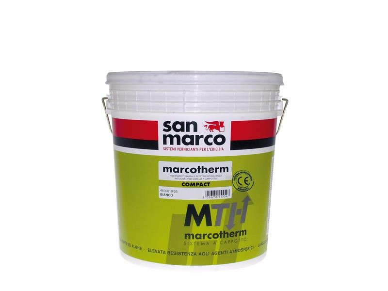 Plastic paint MARCOTHERM COMPACT by San Marco