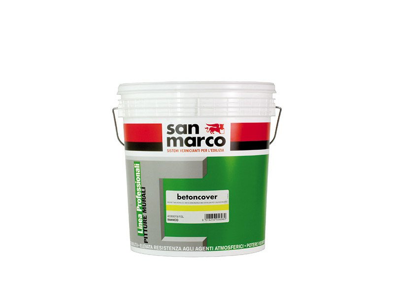 Protective varnish BETONCOVER by San Marco