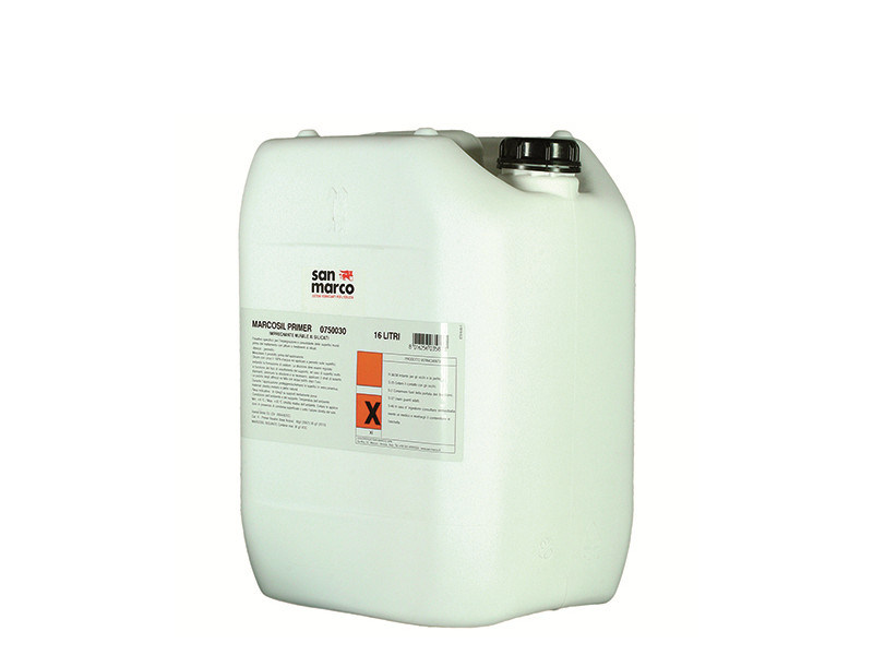 Base coat and impregnating compound for paint and varnish MARCOSIL PRIMER by San Marco