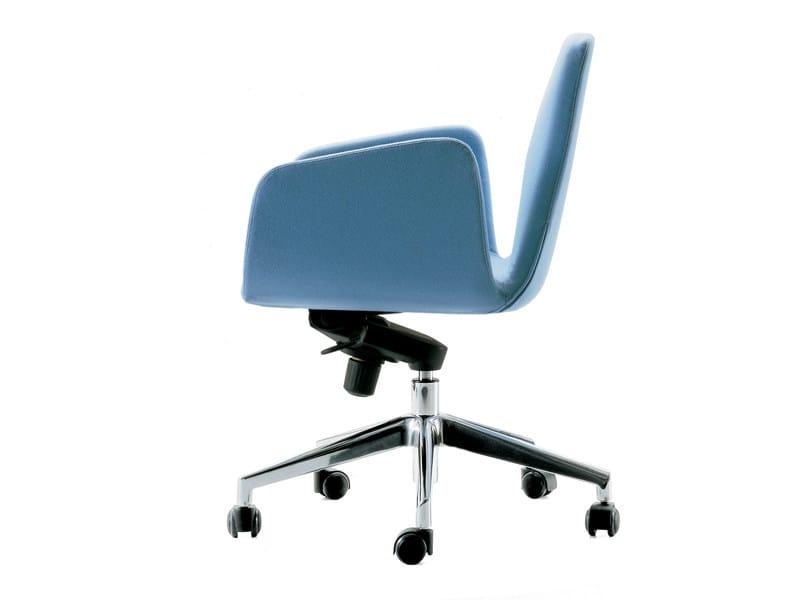 Swivel Task chair LADY by Zanotta