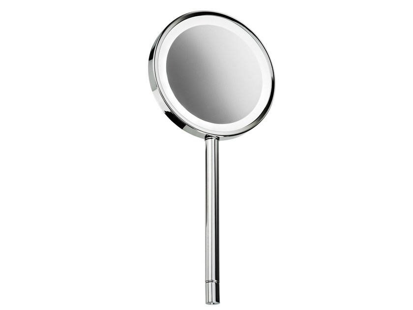 Round shaving mirror BS 7 by DECOR WALTHER