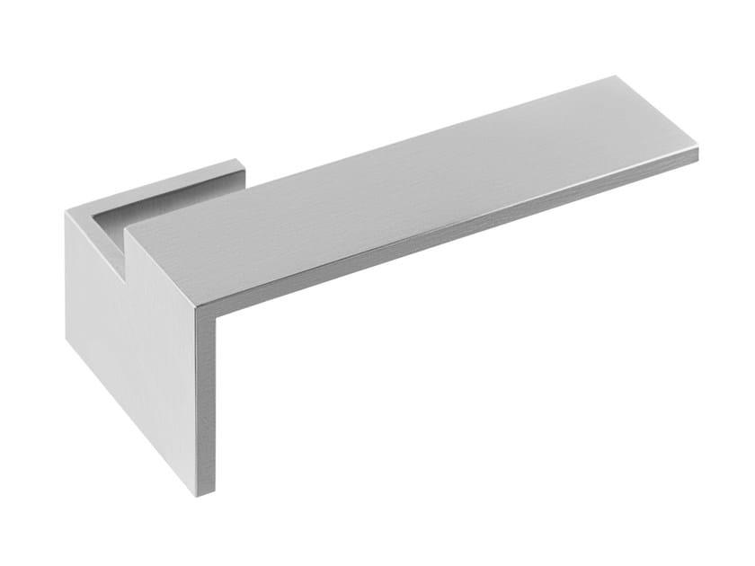 Steel door handle RIBBON   Steel door handle by Formani