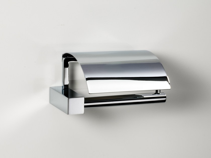 Metal toilet roll holder BQ TPH4 by DECOR WALTHER