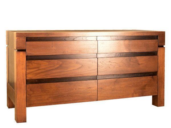 Wooden chest of drawers MA   Chest of drawers by WARISAN
