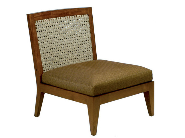 Wooden easy chair SANTAI | Easy chair by WARISAN