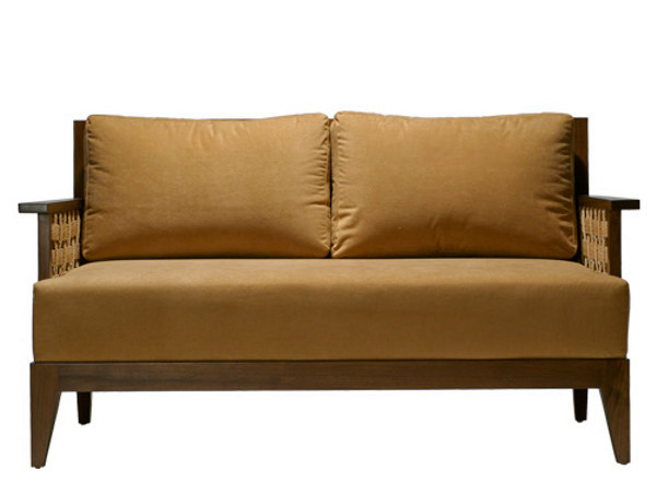 2 seater fabric sofa SANTAI   Sofa by WARISAN