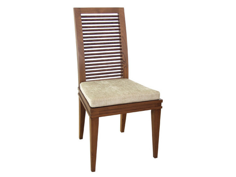 Wooden chair COCO | Wooden chair by WARISAN