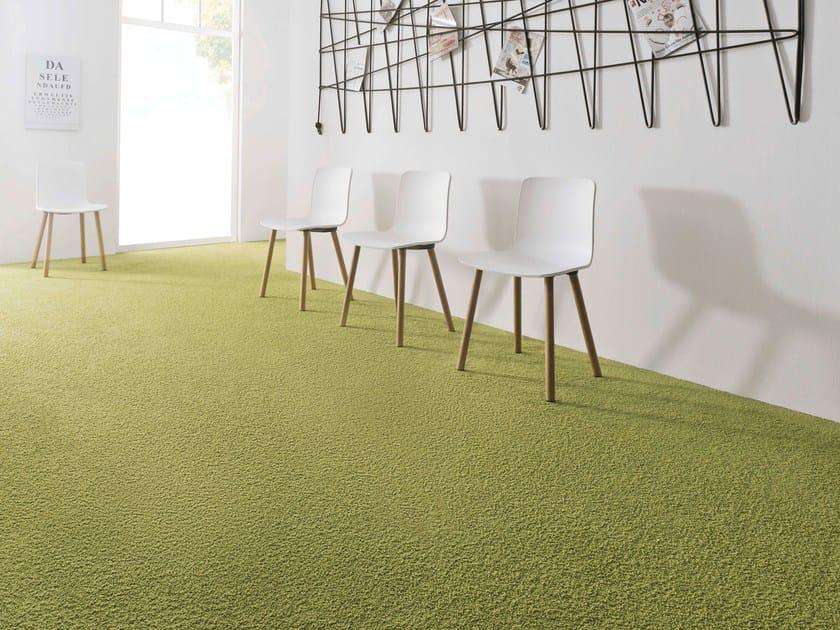Solid-color carpeting ELARA by Vorwerk Teppichwerke