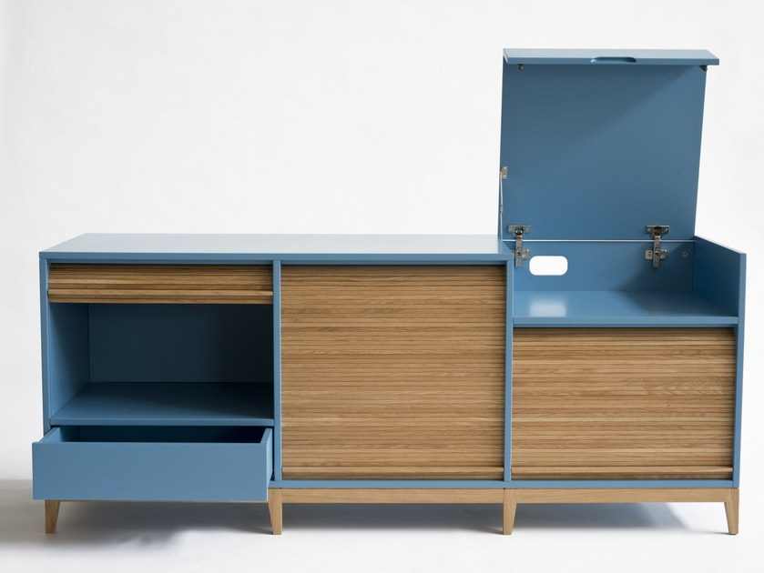 Sideboard with drawers TAPPARELLE | Sideboard by Colé Italia