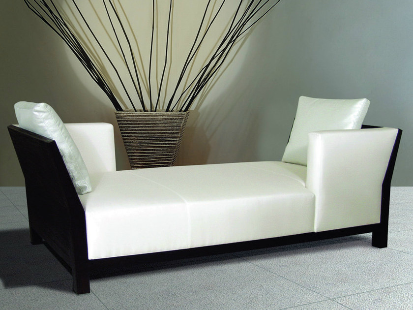 Upholstered day bed CHIT CHAT by WARISAN