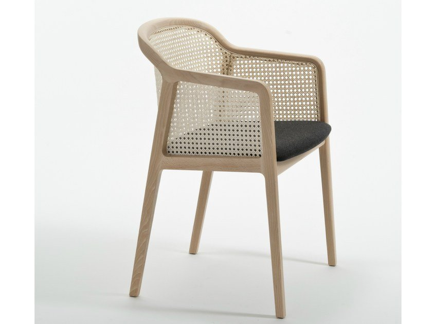 Chair with armrests VIENNA | Chair with armrests by Colé Italia